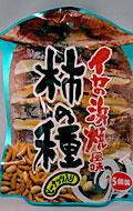 IY柿の種全国 イカの浜焼袋12入