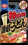 IY柿の種四国讃岐うどん袋20入