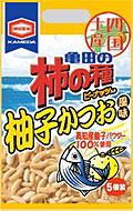 IY柿の種四国柚子かつお袋20入
