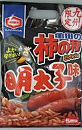 IY柿の種九州 明太子袋20入